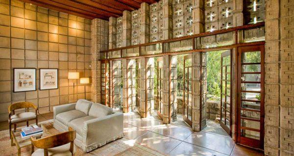 Millard House, Frank Lloyd Wright