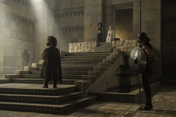 کاخ Meereen، از سریال