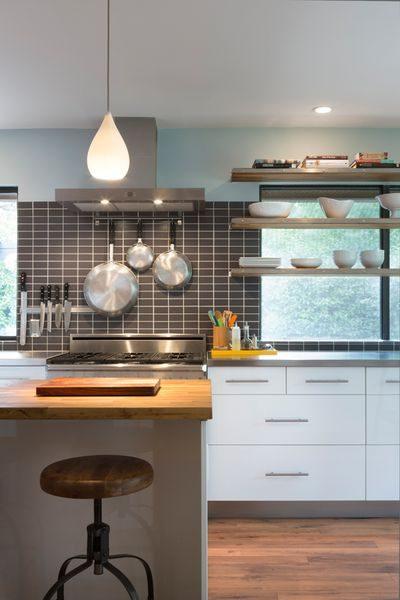 چگونه یک آشپزخانه کامل طراحی کنیم؟