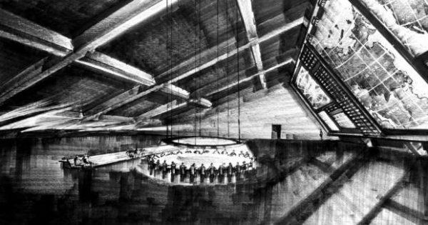 10 فیلم فلسفی با نگاه معماری