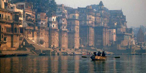 شهر Varanasi، هندوستان